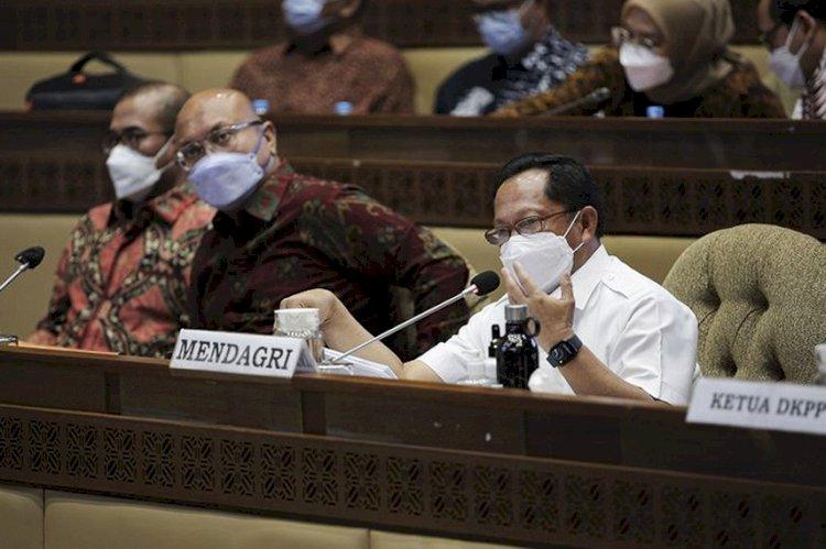 Soal Anggaran Rp86 Triliun untuk Pemilu 2024, Mendagri Tito: Terlalu Tinggi
