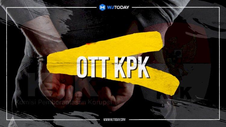 Gelar OTT di Kalsel, KPK Masih Rahasiakan Pihak  yang Ditangkap