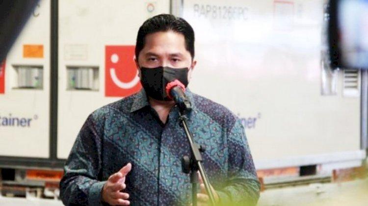 Erick Thohir Tegaskan tak Ada Tempat bagi Terorisme di BUMN