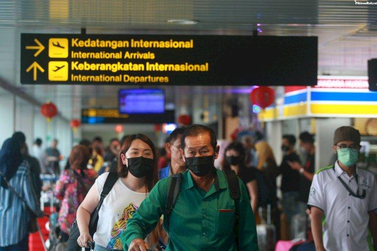 Pelonggaran Larangan WNA Masuk ke Indonesia