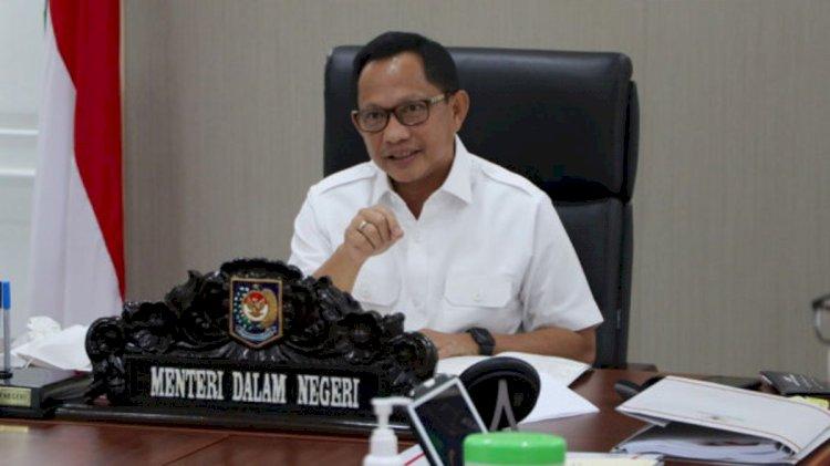 Mendagri Larang Pejabat Pemerintahan Buat Kebijakan Konflik Kepentingan