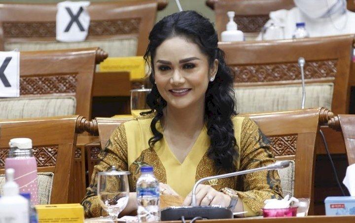 Fraksi PDIP Panggil Krisdayanti Usai Blak-blakan Gaji Anggota DPR