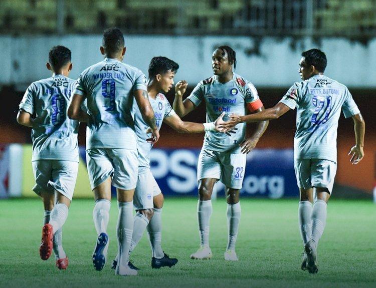 Hadapi Bali United Besok, Persib Ingin Lanjutkan Tren Kemenangan