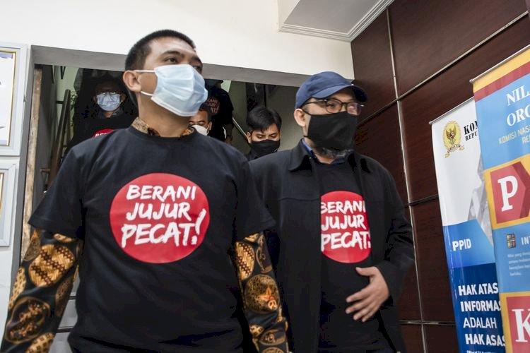 Amnesty Internasional Desak Jokowi Pulihkan Status 57 Pegawai KPK yang Dipecat