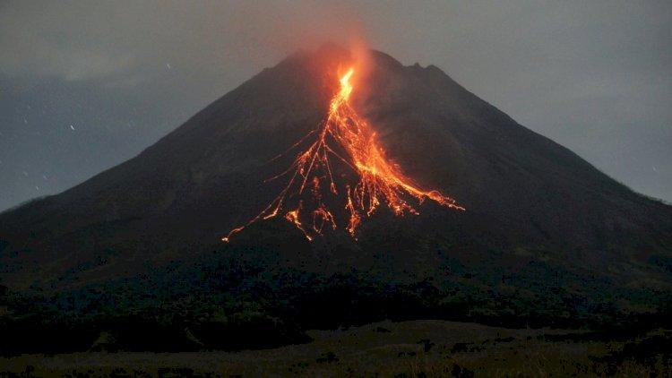 Warga Diminta Waspada, Selama Sepekan Merapi 144 kali Luncurkan Guguran Lava