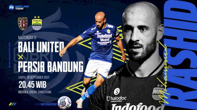 Bali United Vs Persib: Pemenang Jadi Pemuncak Klasemen Liga 1