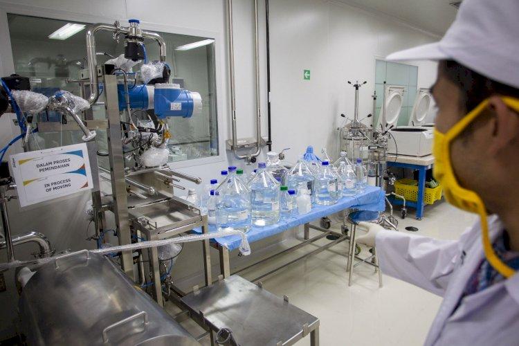 Vaksin Merah Putih Eijkman Ditargetkan Dapat Izin Penggunaan Darurat Akhir 2022