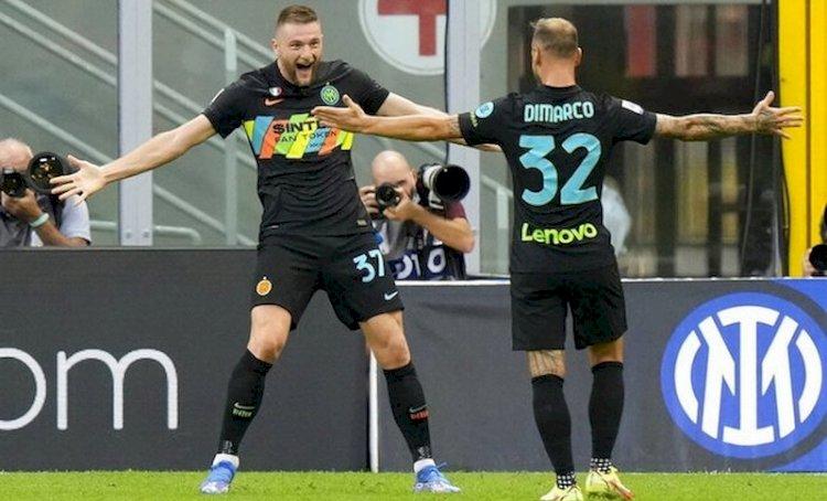 Klasemen Liga Italia Usai Inter Pesta Gol ke Gawang Bologna