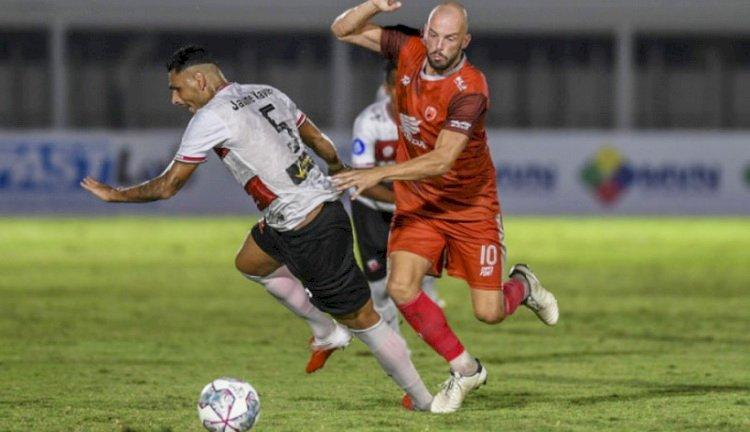 Hasil Lengkap Pertandingan Liga 1: PSM dan PSIS Menang