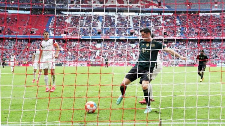 Lumat Bochum 7-0, Muenchen Kudeta Wolfsburg dari Puncak Klasemen