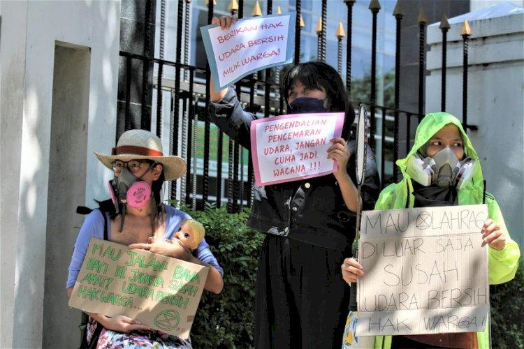 Jokowi hingga Anies Baswedan Divonis Bersalah soal Pencemaran Udara, Lalu Apa Hukumannya?