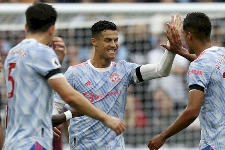 David De Gea Tepis Penalti, Man United Menang Dramatis atas West Ham