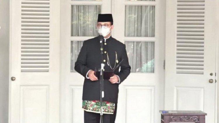 Anies Sebut Dunia Tercengang Melihat Indonesia Mampu Kendalikan Pandemi