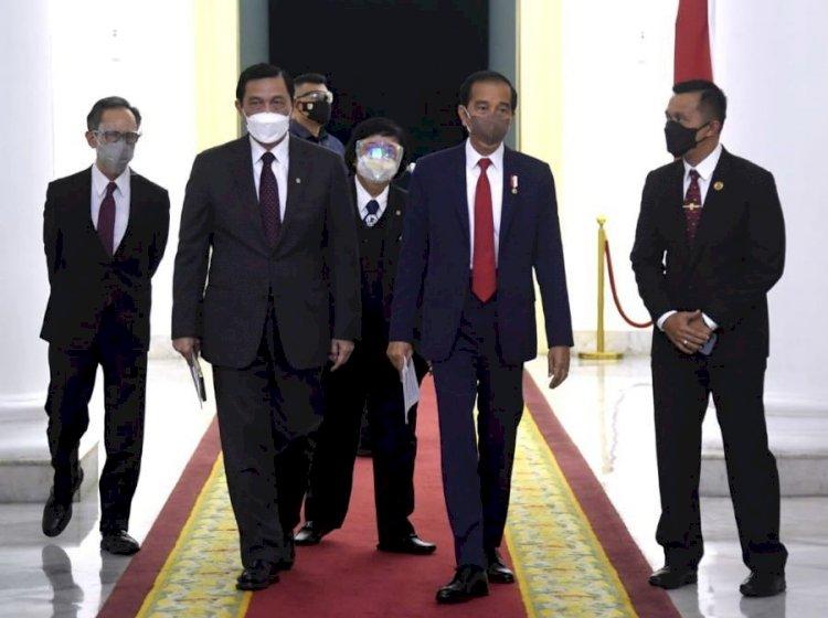 Jabatan Baru Luhut Pandjaitan, Kali Ini Jadi Ketua Tim Gerakan Nasional Bangga Buatan Indonesia