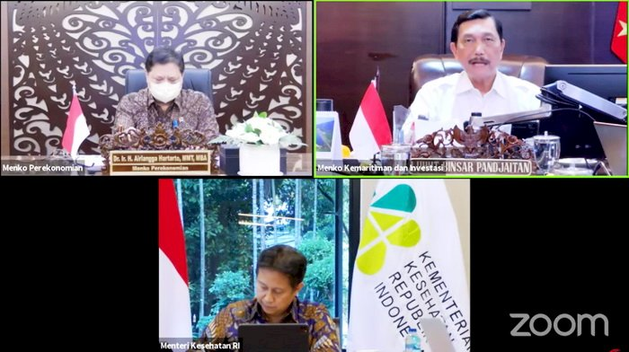 PPKM Jawa-Bali Diberlakukan Dua Minggu, Evaluasi Setiap Minggu