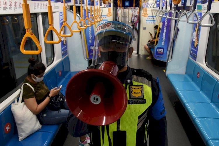 PPKM Resmi Diperpanjang hingga 4 Oktober, Berikut Aturan Perjalanan dengan Moda Transportasi