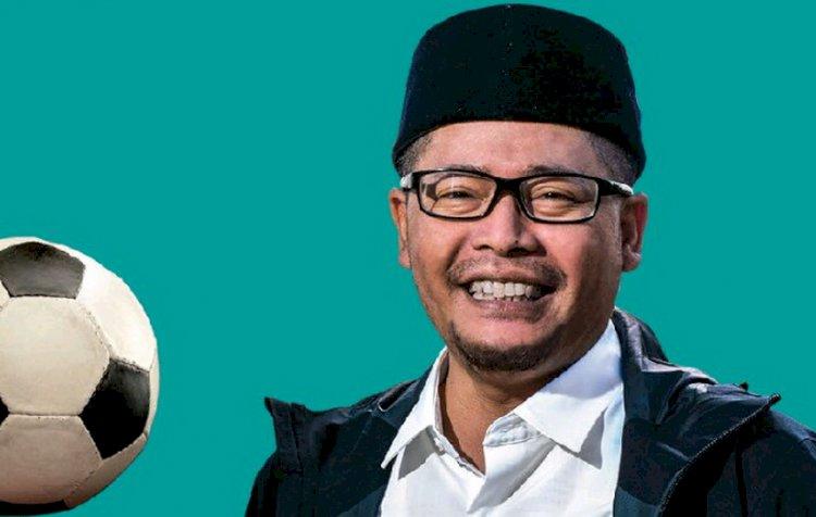 Siap Hadirkan Profesionalitas dan Berbiaya Murah, Ramram Mukhlis Maju dalam Bursa Pemilihan Ketua PSSI Jabar