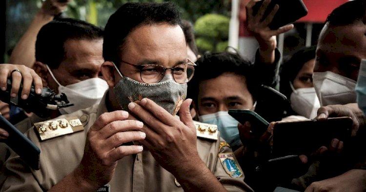 Usai Diperiksa sebagai Saksi Kasus Pengadaan Lahan Munjul, Anies Baswedan: Senang Sekali Bisa Bantu Tugas KPK