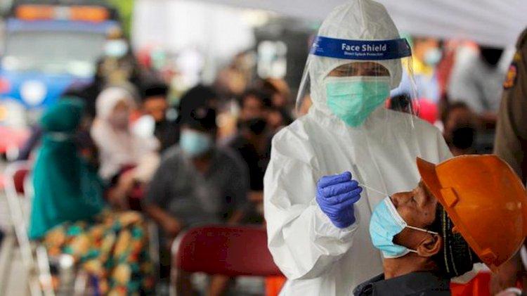 Positivity Rate Minggu ini 2,4 Persen, Paling Rendah Sepanjang Pandemi