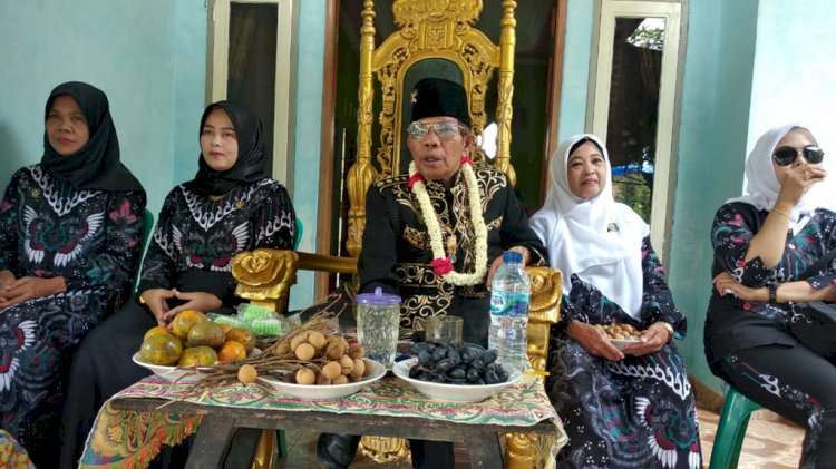 Heboh Kemunculan Kerajaan Angling Dharma di Pandeglang Banten