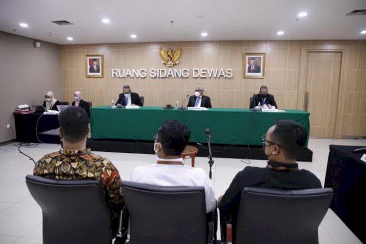 Langgar Etik Temui Narapidana di Lapas Tangerang, Dewas Sanksi Tiga Pegawai Rutan KPK