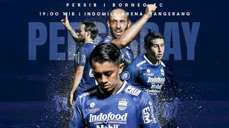 Ezra dan Castillion Dipastikan Absen saat Hadapi Borneo FC