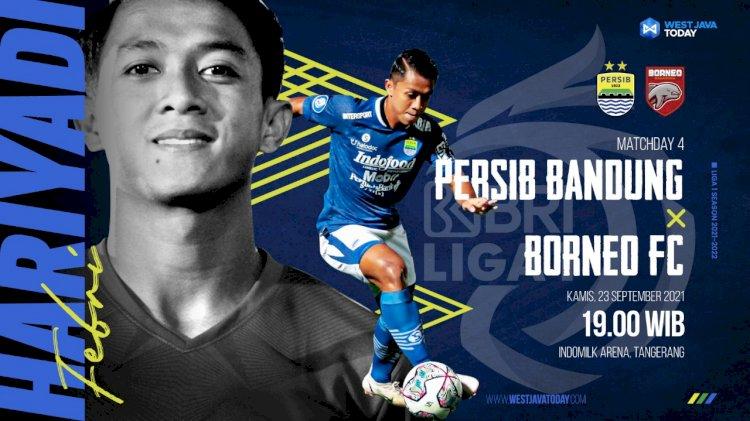 Prediksi Pekan Keempat BRI Liga 1: Persib Bandung VS Borneo FC