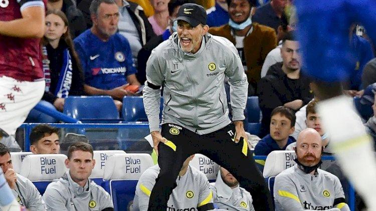 Pelatih Chelsea Senang Lolos dari Hadangan Aston Villa di Piala Liga