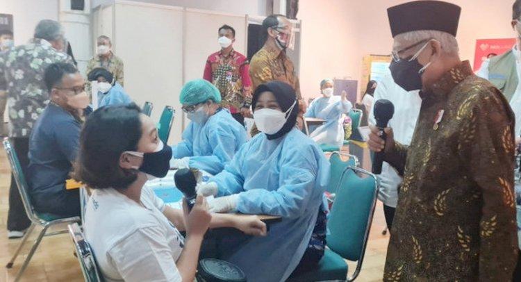 Wapres: Indonesia tak Mau Kecolongan Lagi oleh Varian Baru