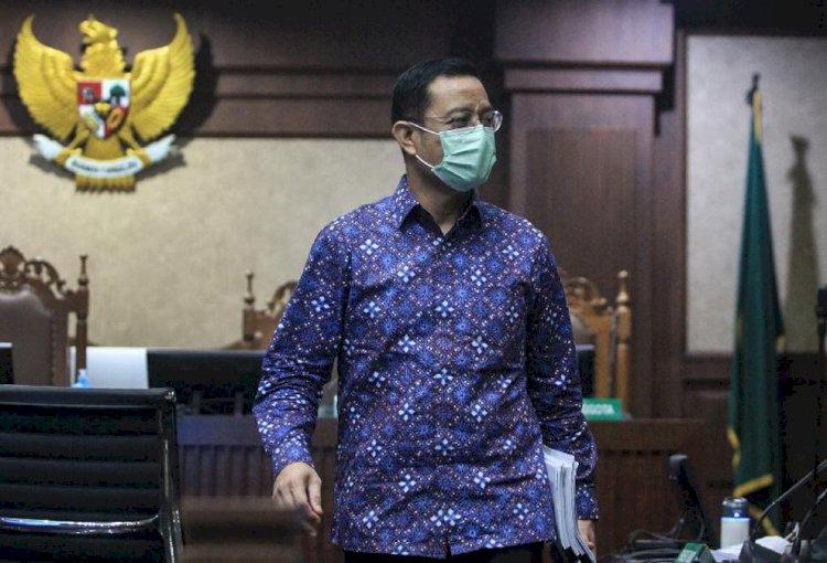 Divonis 12 Tahun Penjara, KPK Eksekusi Mantan Mensos Juliari Batubara ke Lapas Kelas 1 Tangerang