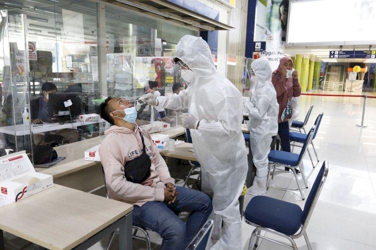 Kabar Gembira! Tes Antigen di Stasiun Gambir, Pasar Senen, Bekasi, Cikampek, Karawang Turun Jadi 45 Ribu