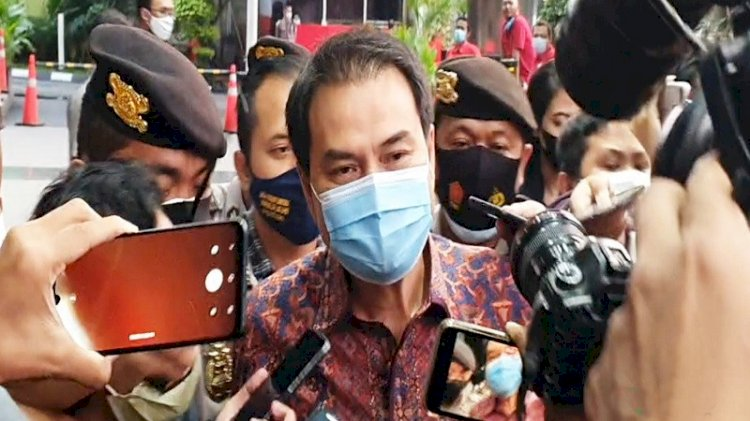 KPK Tanggapi soal Kabar Azis Syamsuddin Sudah Jadi Tersangka