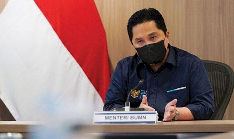 Profil 7 BUMN yang Akan Dibubarkan Erick Thohir