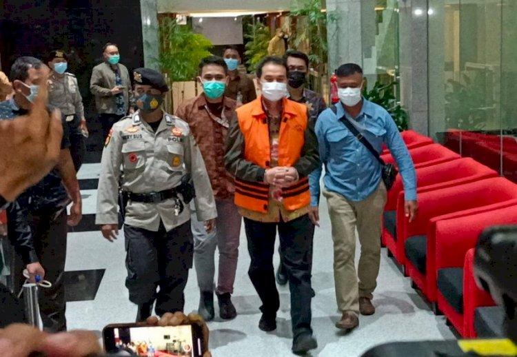 Aziz Syamsuddin Langsung Ditahan, KPK: Harusnya Wakil Rakyat Beri Contoh tak Korupsi