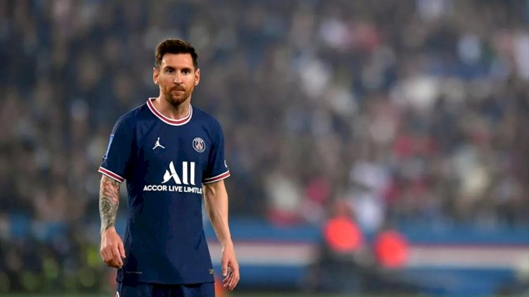 Cedera Lutut, Messi Masih Belum Bisa Dimainkan PSG