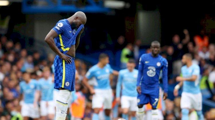 Liga Inggris: Man United Kalah, Man City Tekuk Chelsea