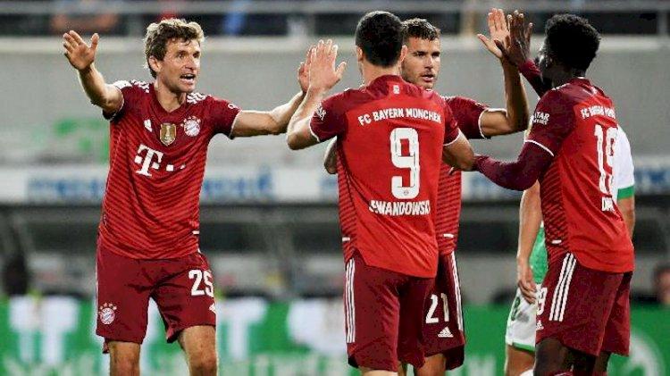 Liga Jerman: Hasil Lengkap Pertandingan dan Klasemen