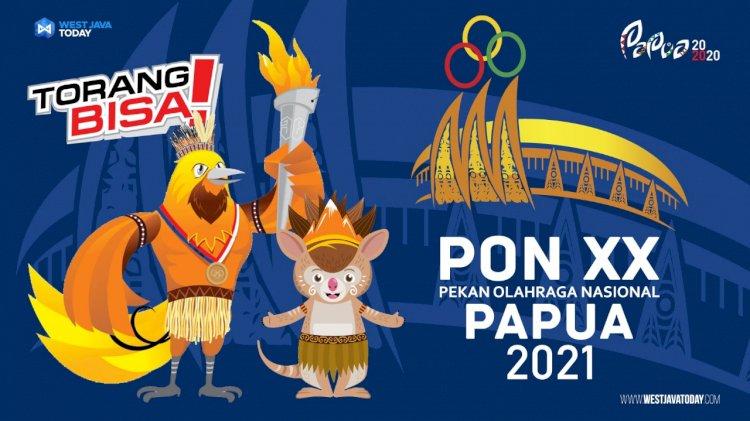 Gelaran PON XX di Papua, BNPB Bagikan 1.000 Masker Setiap Hari