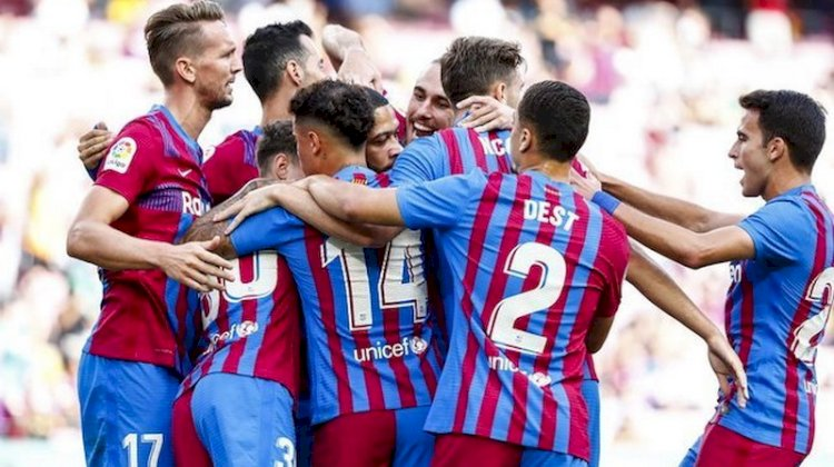 Hasil dan Klasemen Liga Spanyol: Barcelona Menang, Sociedad Tempel Madrid