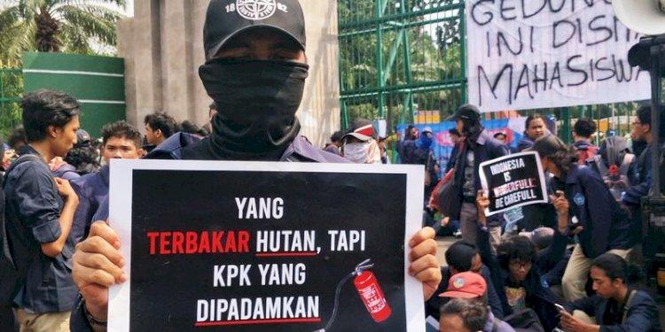 Anggap Jokowi tak Berpihak, BEM SI Bakal Gelar Aksi Depan Gedung KPK soal TWK