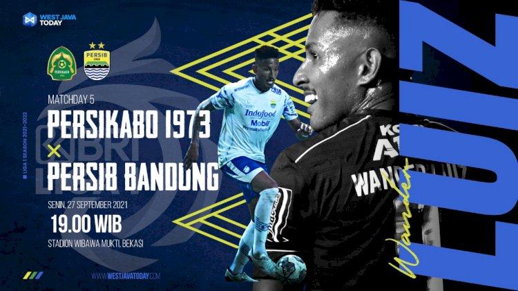 Prediksi Liga 1 2021/2022 Hari Ini, Persikabo 1973 VS Persib Bandung