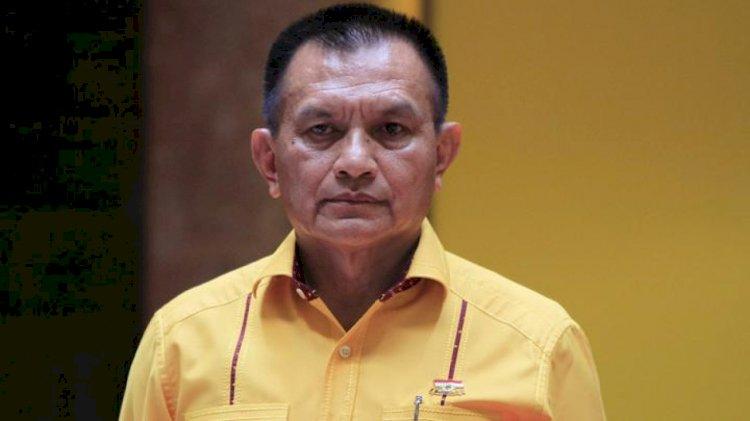 Lodewijk Paulus Dikabarkan Gantikan Azis Syamsuddin Jadi Wakil Ketua DPR RI