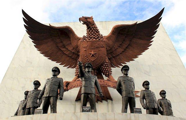 Diorama dan Patung Pahlawan Revolusi Hilang Dikaitkan Isu Komunisme, Ini Jawaban Kostrad