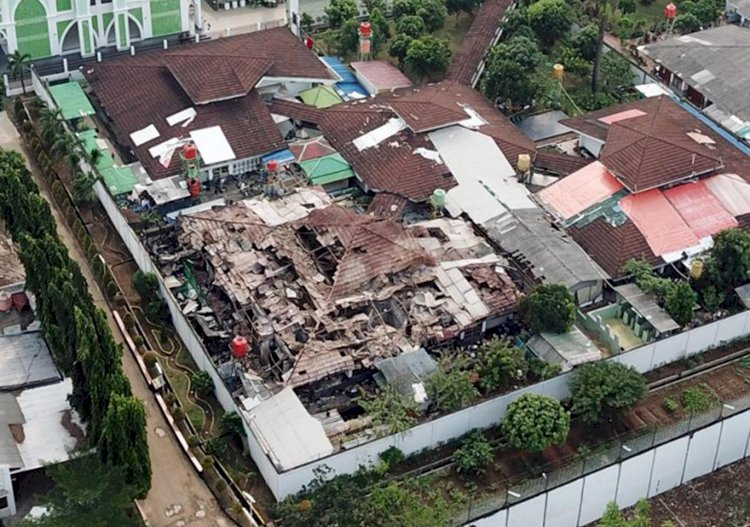Polisi Umumkan Tersangka Baru Kasus Kebakaran Lapas Kelas I Tangerang, Hari Ini