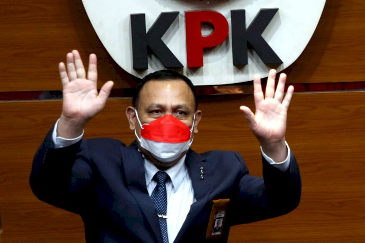 ICW Tuding Firli Bahuri Cs Jadi Alasan Kepercayaan Kepada KPK Menurun