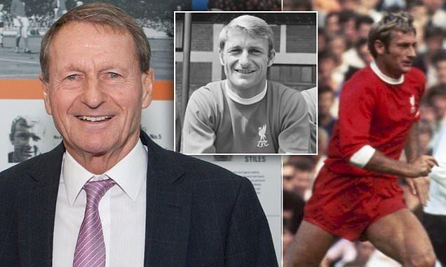 Roger Hunt Legenda Liverpool dan Timnas Inggris Tutup usia