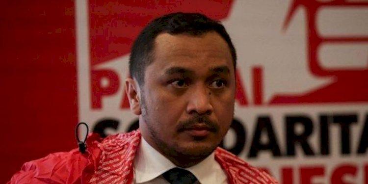 Sebut Anies Pembohong, KNPI Desak Giring Minta Maaf