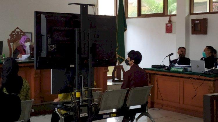 Gitaris The Changcuters Jadi Saksi di Sidang Kasus Korupsi Bupati Bandung Barat Aa Umbara