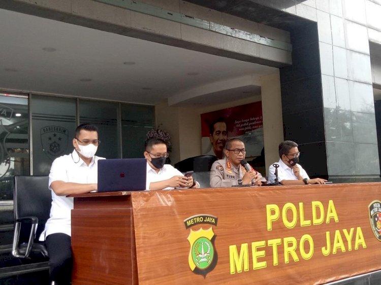 Polisi Tetapkan 3 Tersangka Baru Kasus Kebakaran Lapas Kelas I Tangerang, Total Jadi Enam Orang