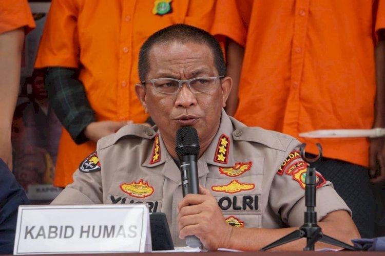 Polda Metro Tangkap DPO Kasus Penembakan Ustaz Paranormal di Tangerang